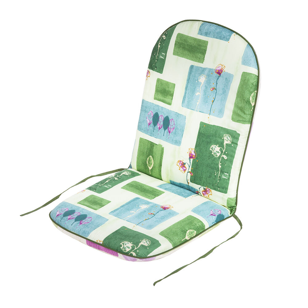 outdoor seat cushions alfresia outdoor reversible garden recliner dining chair 28508