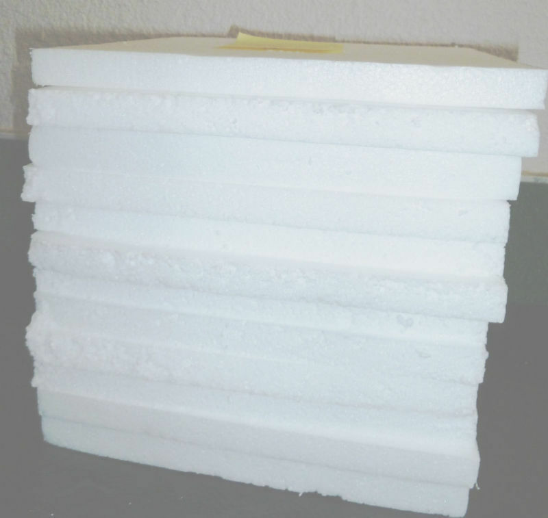 Styrofoam Sheets And Blocks Large Sizes Ebay