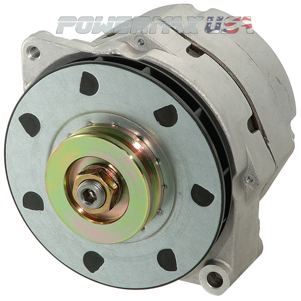 140a high output amp alternator fits buick chevy gmc