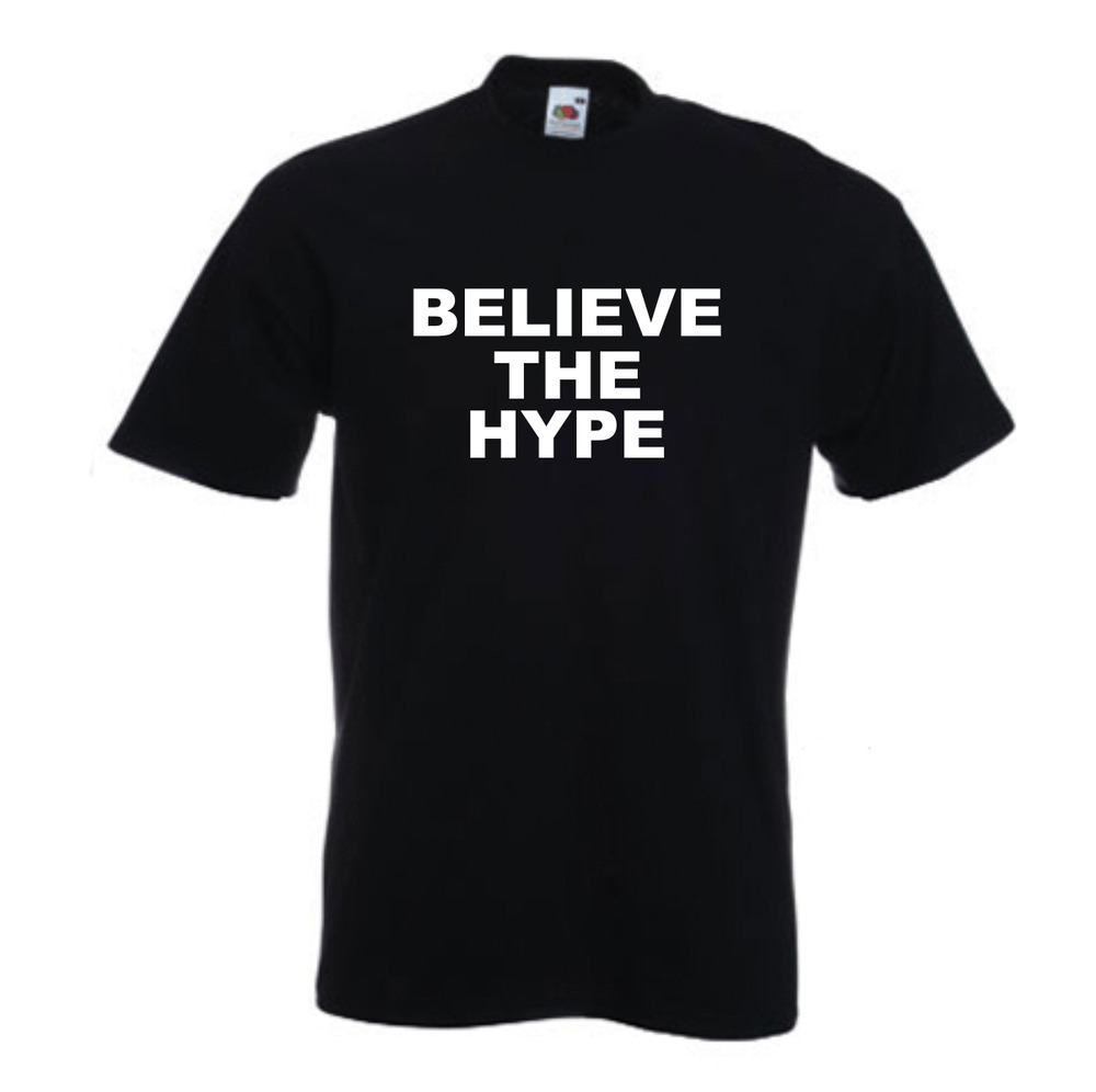 Believe the hype kids t shirt ebay for Hype t shirt kids