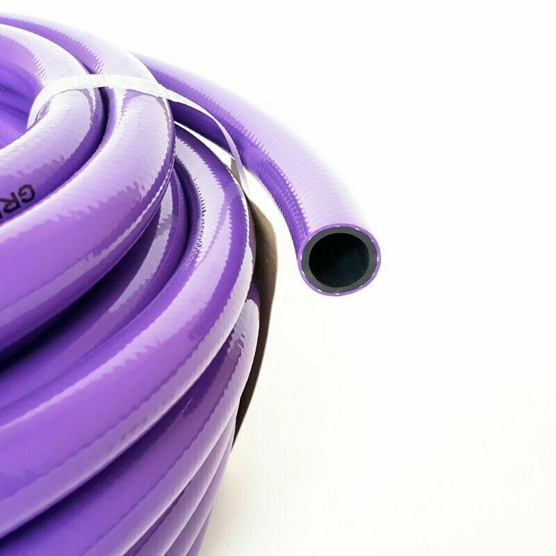 purple recycle sullage reclaim grey garden water hose 18mm 3 4 x 20m australian ebay. Black Bedroom Furniture Sets. Home Design Ideas