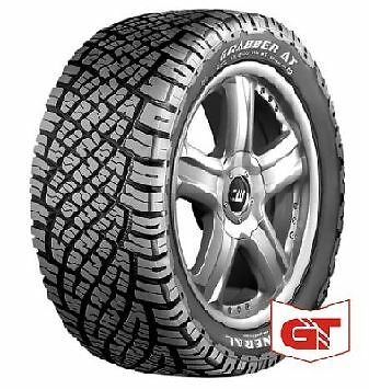 x4 255 55r19 111h general grabber at 4x4 all terrain tyres. Black Bedroom Furniture Sets. Home Design Ideas