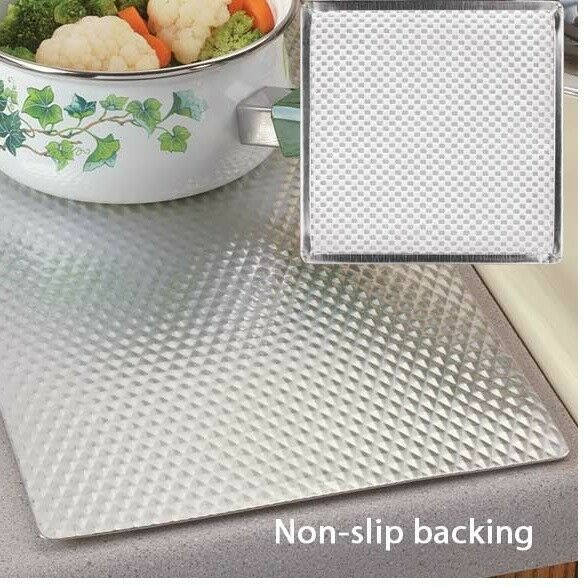Counter Mats Insulated Hot Mats Protect Countertops Non  : s l1000 from www.ebay.com size 584 x 586 jpeg 76kB
