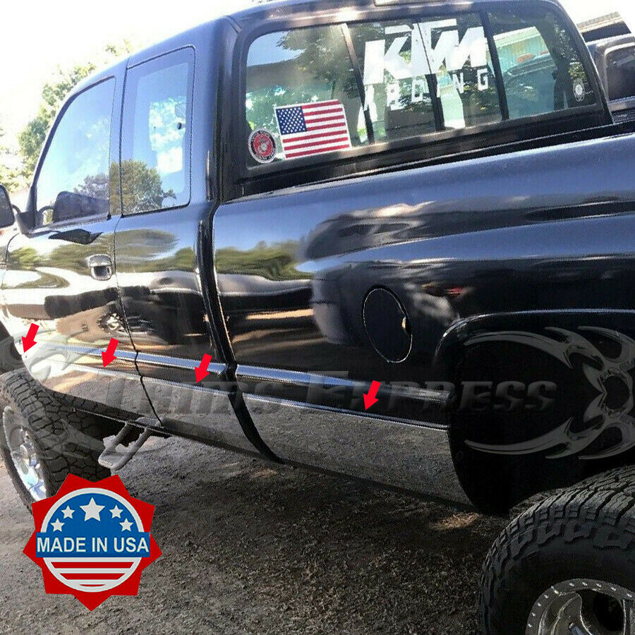 1994-1997 Dodge Ram Extended Cab Long Bed Rocker Panel