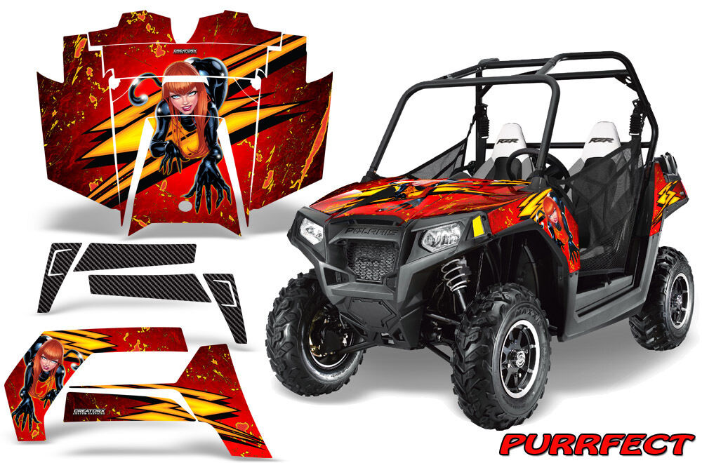polaris razor rzr 800 rzr 800s 2011 2012 creatorx graphics. Black Bedroom Furniture Sets. Home Design Ideas
