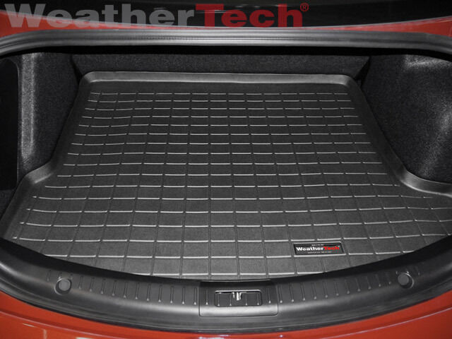 weathertech cargo liner trunk mat 2010 2013 mazda3. Black Bedroom Furniture Sets. Home Design Ideas