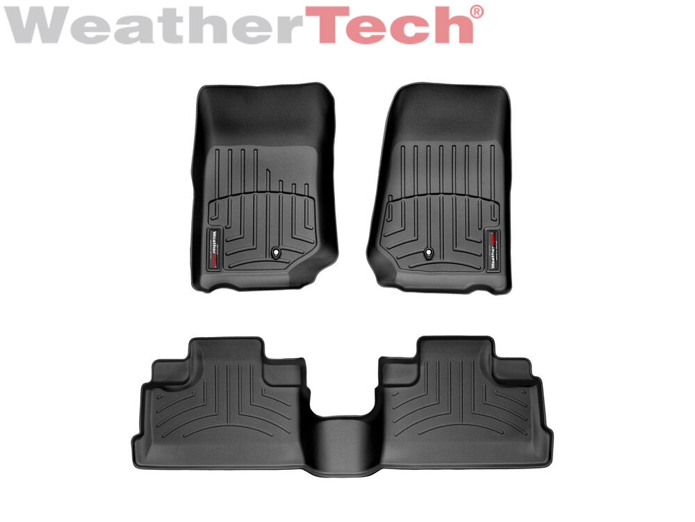 Weathertech Digitalfit Floorliner For Jeep Wrangler
