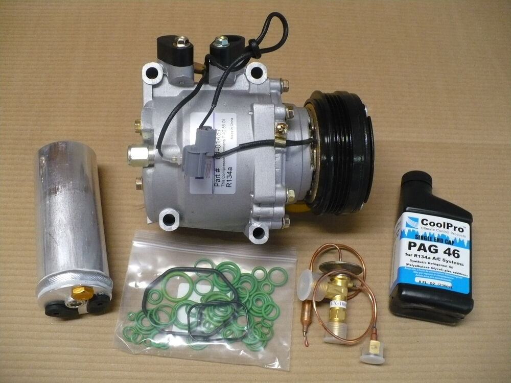 1997 1998 1999 2000 2001 HONDA CRV CR-V (2.0L) NEW A/C AC COMPRESSOR KIT | eBay