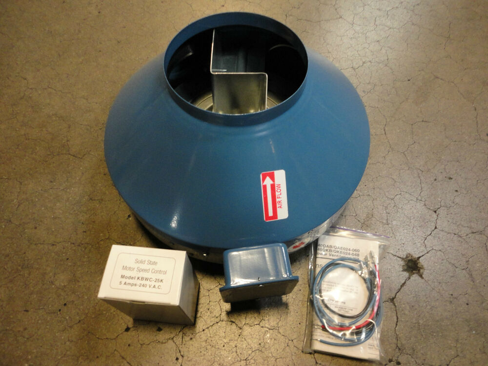 Energy Harvester Air Ventilator : Discount hvac ds carrier power vent motor in