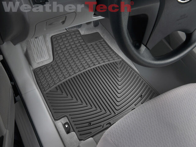 Weathertech 174 All Weather Floor Mats Toyota Highlander