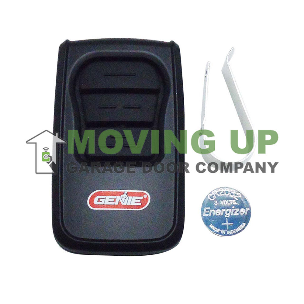 Genie Gm3t Bx Garage Door Opener Remote Transmitter