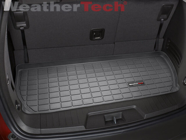 WeatherTech Cargo Liner for Buick Enclave - Behind 3rd Row - 2008-2017 - Black | eBay