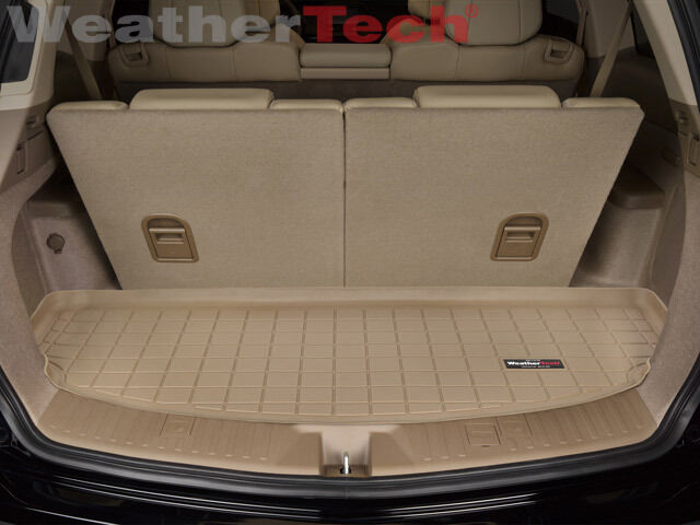 Weathertech 174 Trunk Mat Acura Mdx Small 2007 2013