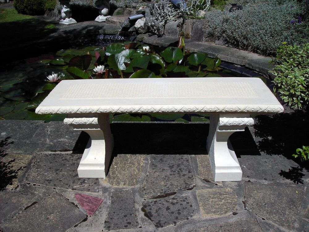 Stone Garden Bench Rustic Bench Garden Chair Furniture