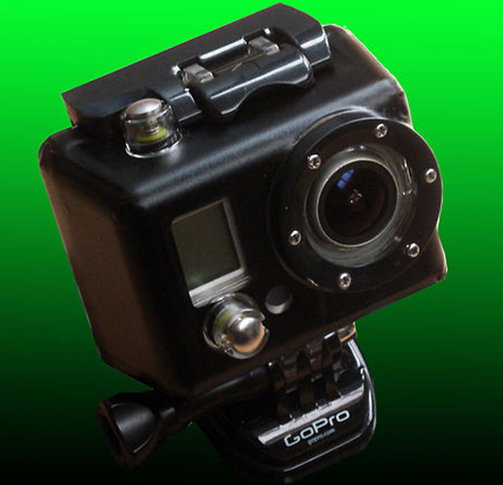 gopro hero hd and hd hero2 black skin for housing sticker. Black Bedroom Furniture Sets. Home Design Ideas