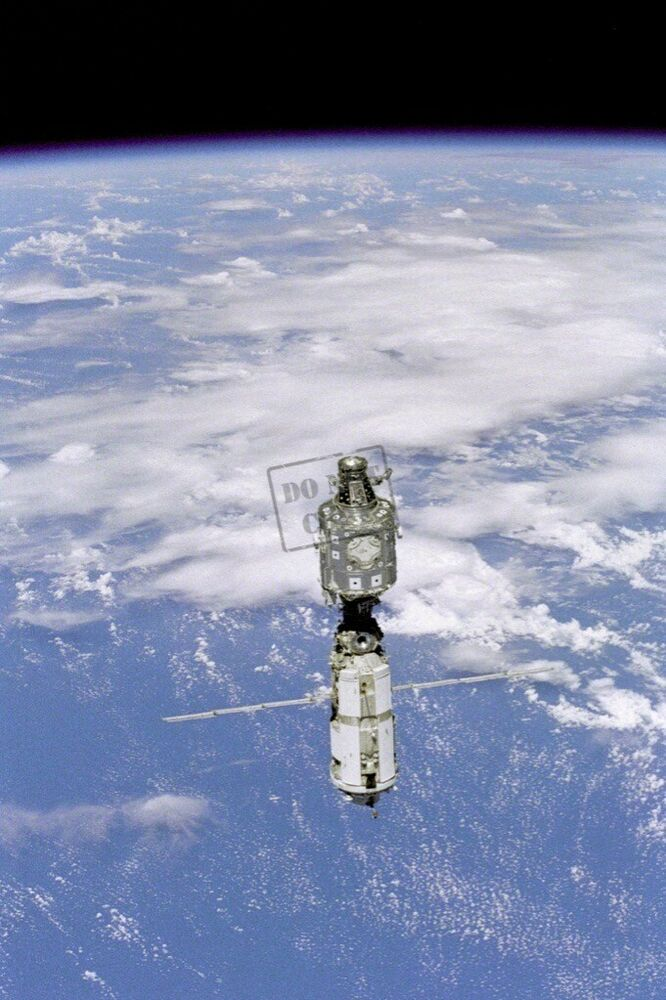 space shuttle to iss - photo #33
