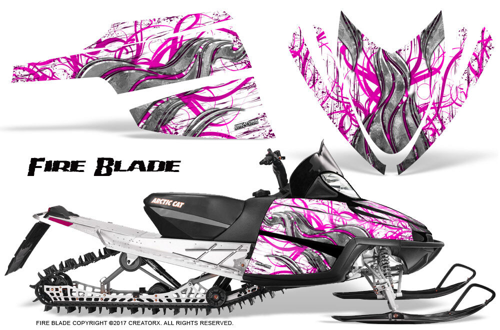 Arctic Cat Zr  Graphic