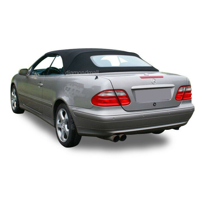 New mercedes benz clk series 1999 2003 convertible soft for New mercedes benz convertible