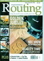 Routing Magazine - Issue 50, August/September 2002