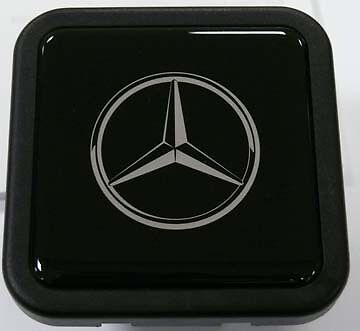 genuine oem mercedes benz decorative star marque hitch