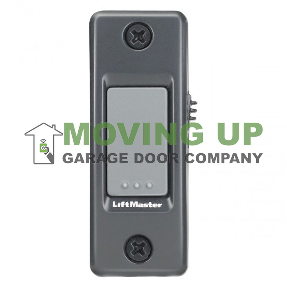 Liftmaster 883lm Door Control Push Button Garage Door
