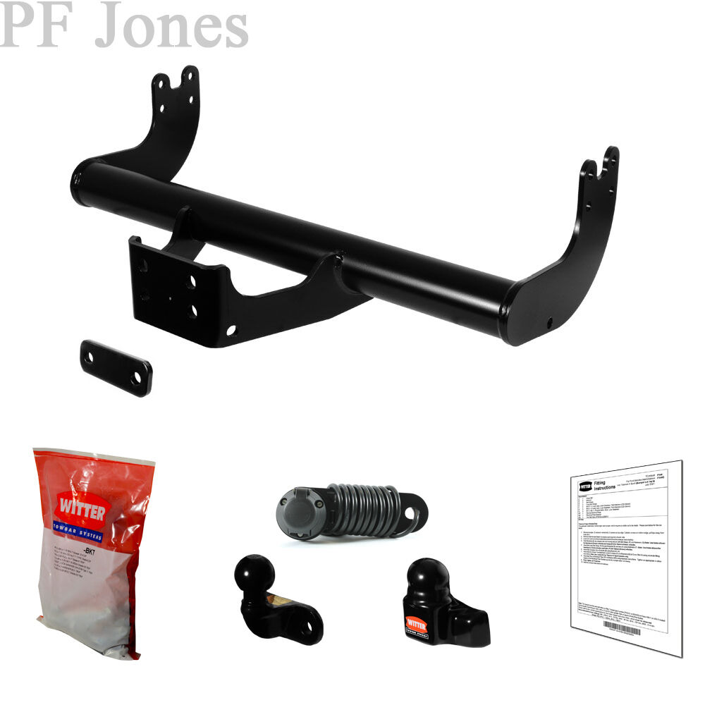 Witter Towbar For Ford Transit Custom Van 2012 Onwards