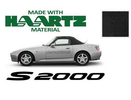 Details About Honda S2000 Convertible Soft Top Replacement With Plastic Window 2000 2001