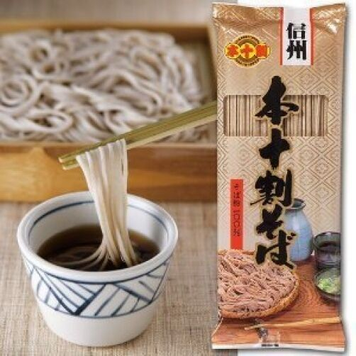 how to make 100 buckwheat noodles