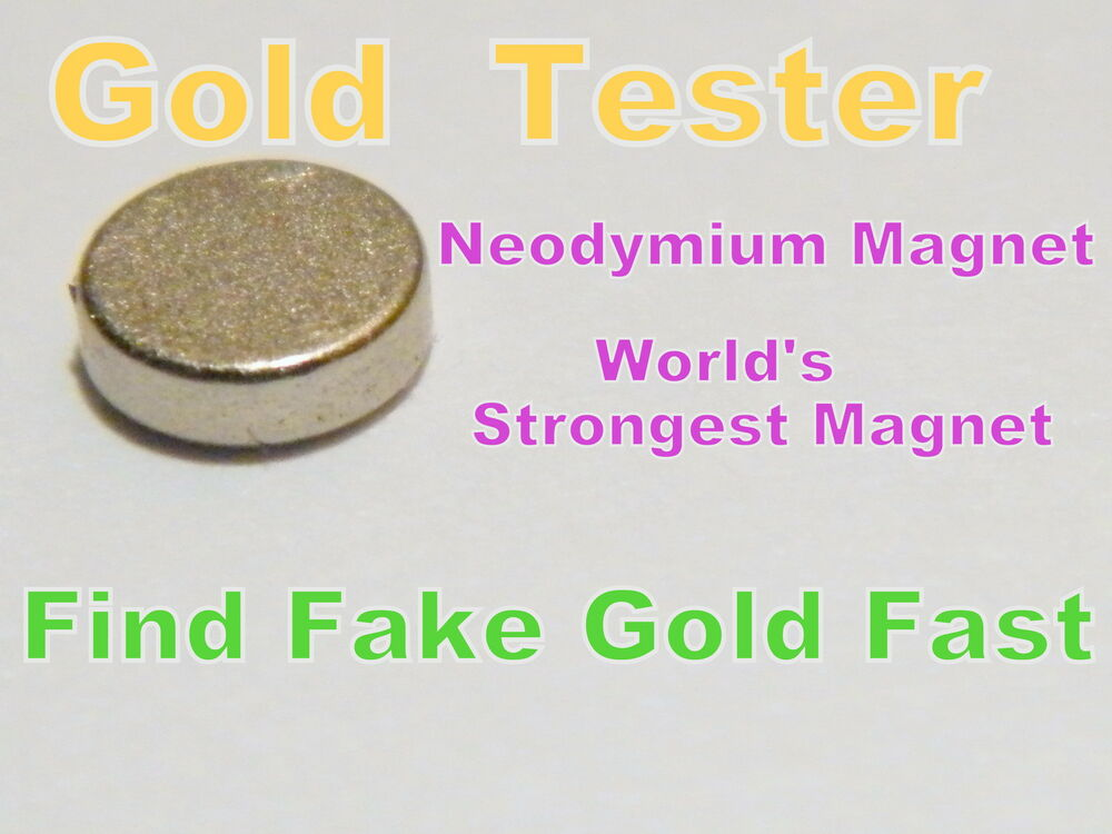 neodymium rare earth magnet for testing scrap gold silver. Black Bedroom Furniture Sets. Home Design Ideas