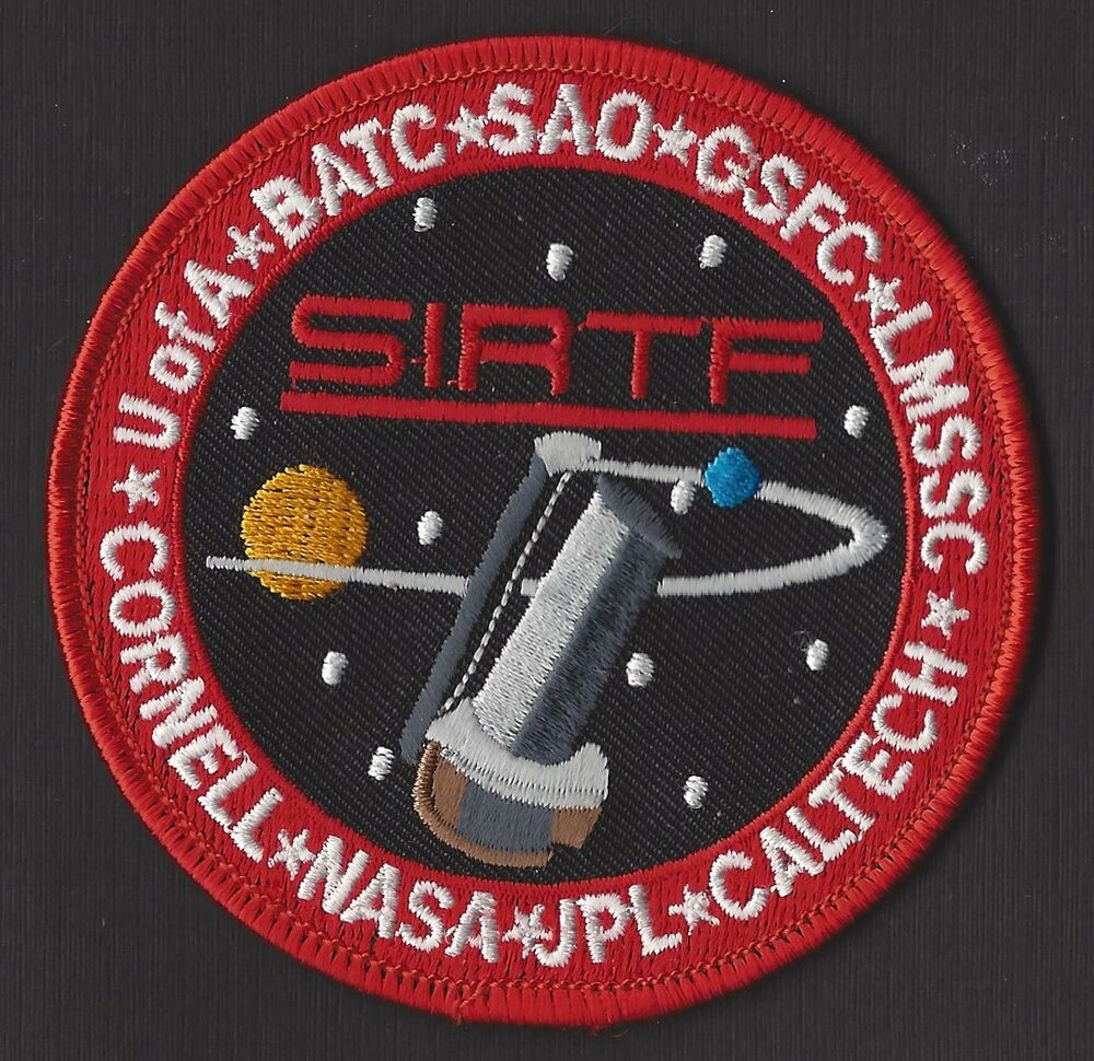 SIRTF- MARS CORNELL NASA JPL CALTECH SATELLITE SPACE ...