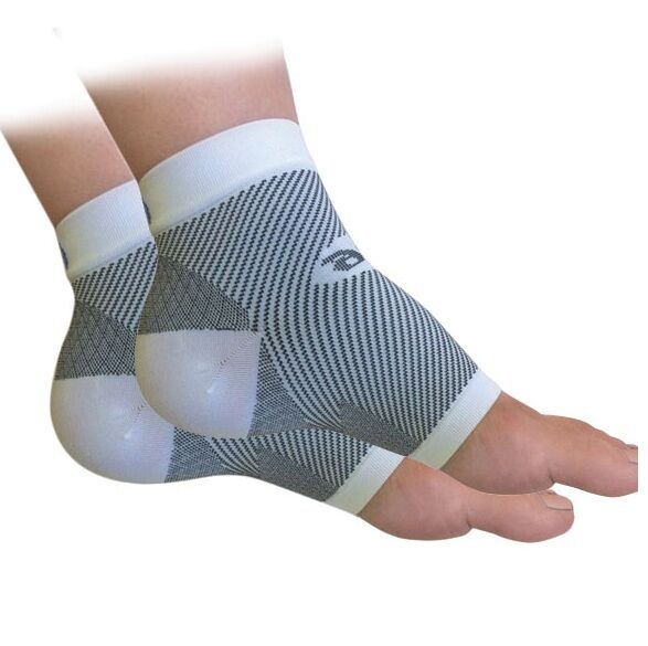 how to help swelling in feet