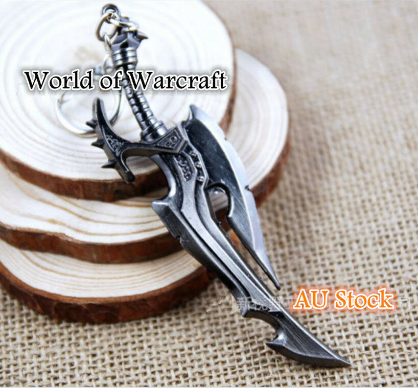 world of warcraft cataclysm game keyring accessories. Black Bedroom Furniture Sets. Home Design Ideas