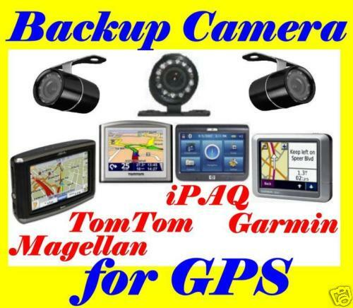 Wireless Backup Camera For Garmin Magellan Tomtom Gps Ebay