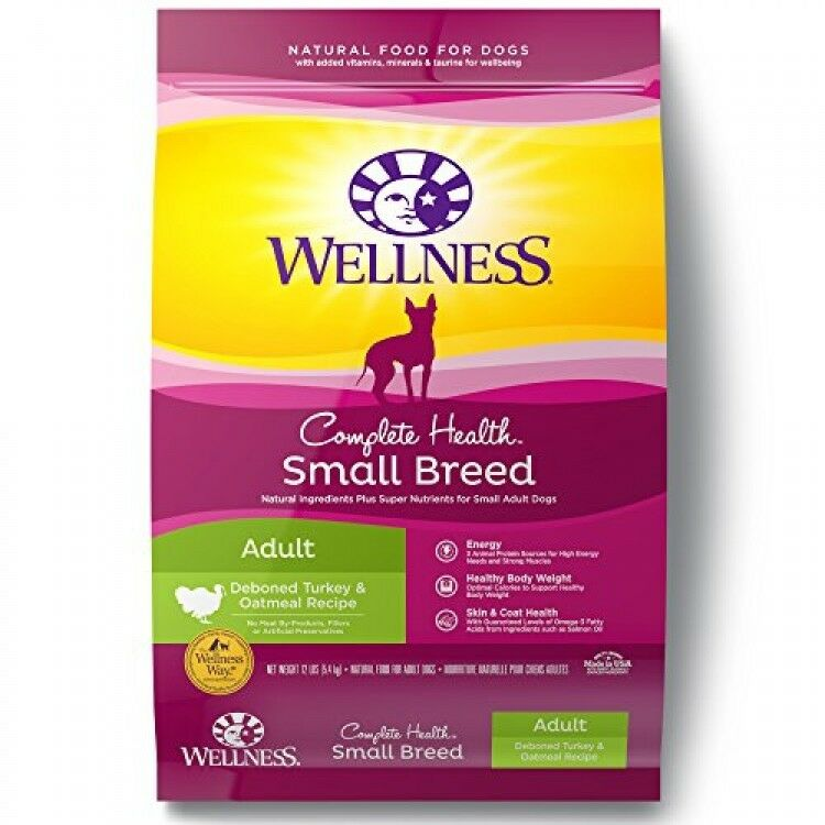 Wellness Super5mix Dry Dog Food Adult Small Breed Health
