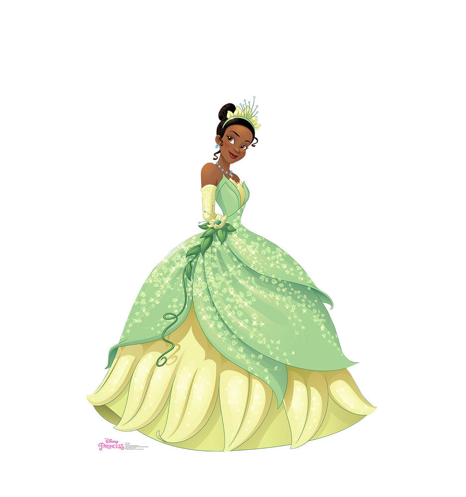 This is a picture of Unforgettable Tiana Frog Princess