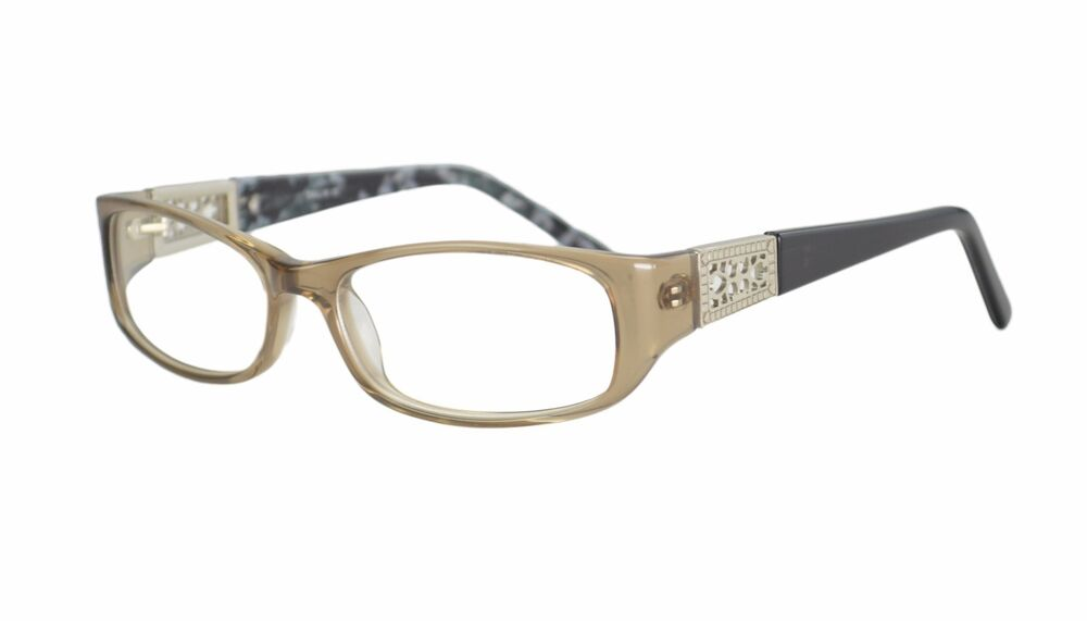 Glasses Frames From Italy : Womens Italy Patterned Eye Glasses Frames Rxable in Brown ...