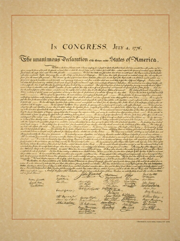declaration of independence summary The haitian declaration of independence 1804 the commander in chief to the people of haiti citizens: it is not enough to have expelled the barbarians who.
