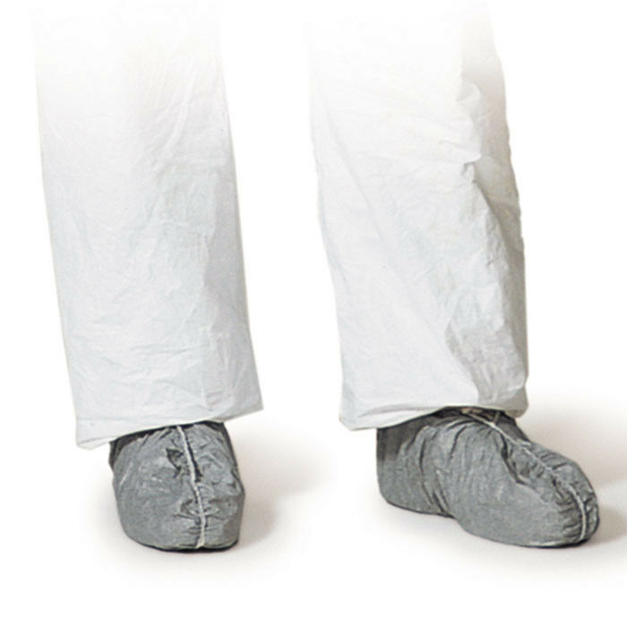 dupont fc450s tyvek 5 quot high shoe and boot covers 100