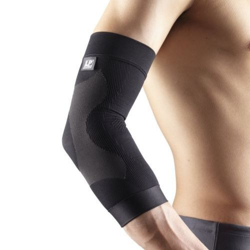 LP 250 Power ELBOW Compression Sleeve Arm Brace Guard ...