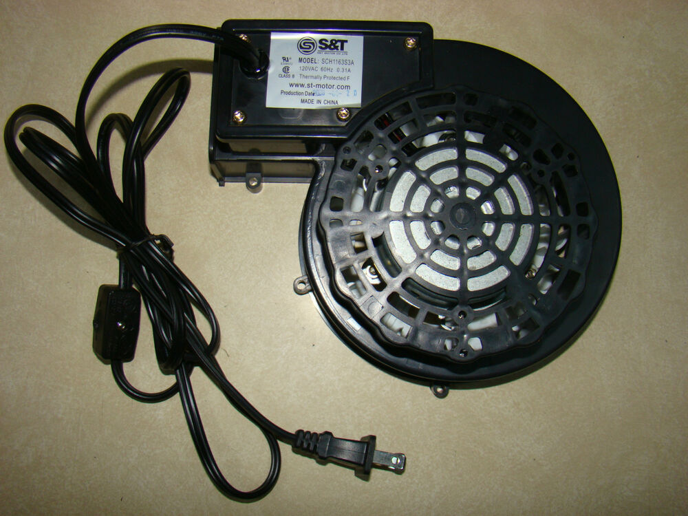 Blower Fan Motor Replacement : Air hockey table blower motor fan nib powerful replacement