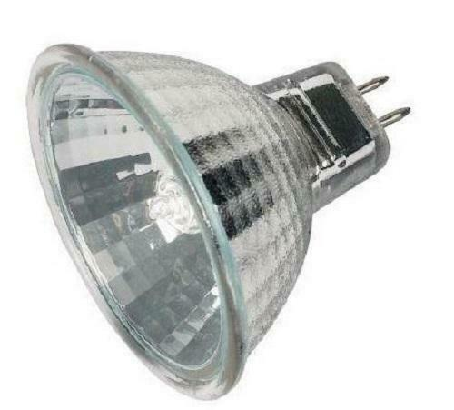 Q75mr16em Mr16 Halogen Light Bulb: 10 X LOW VOLTAGE HALOGEN LAMPS MR16 12V 20W 35W 50W