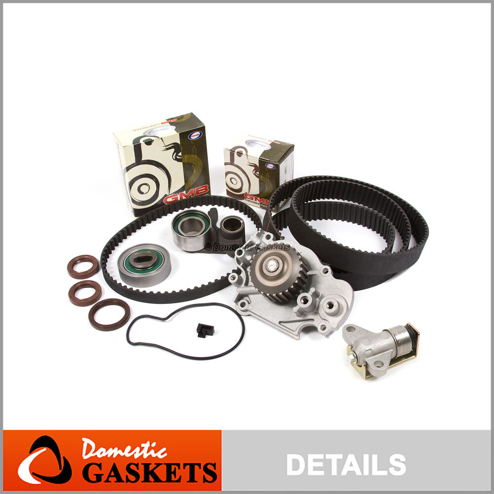 93-01 Honda Prelude 2.2L DOHC Timing Belt Water Pump