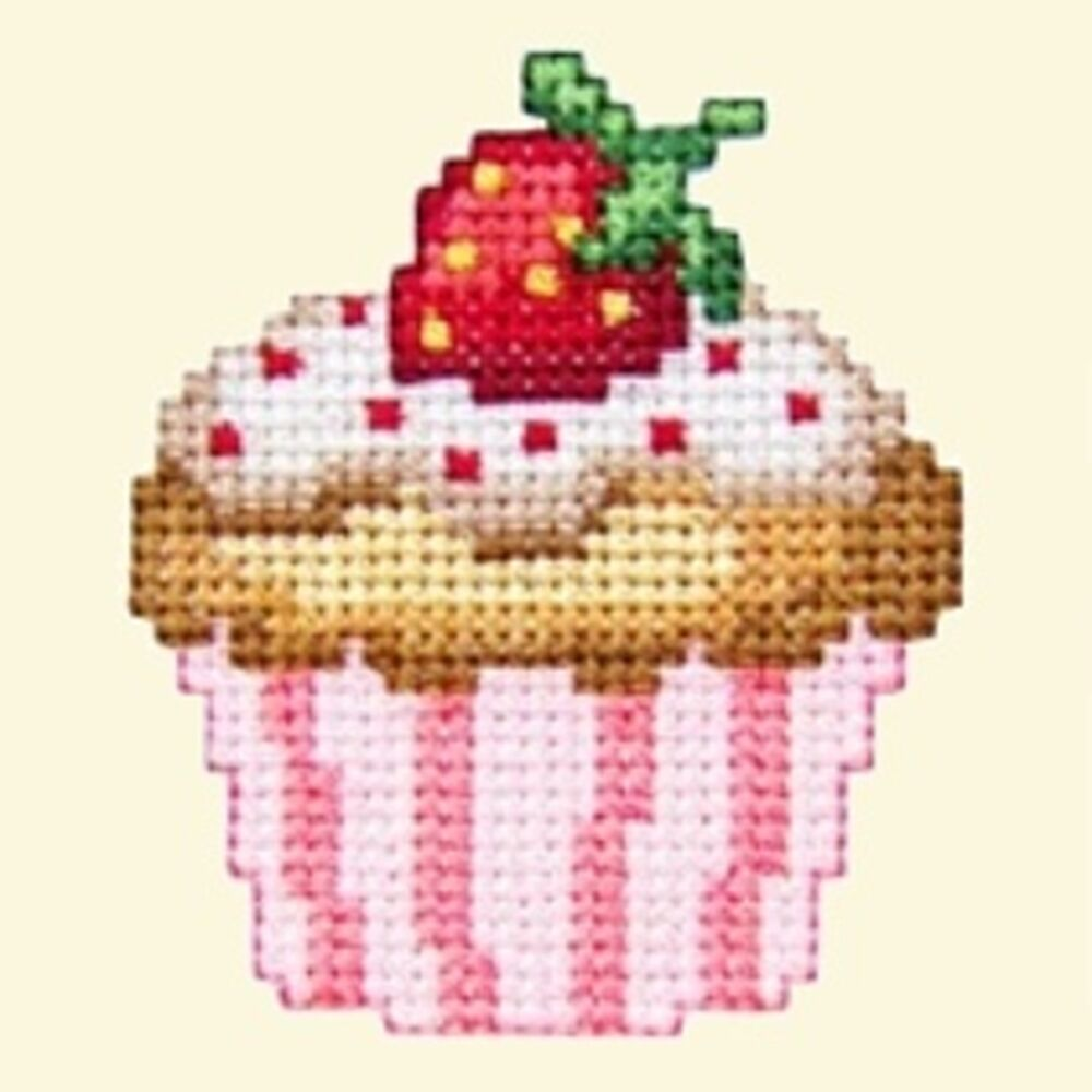 Cupcakes cross stitch machine embroidery designs ebay