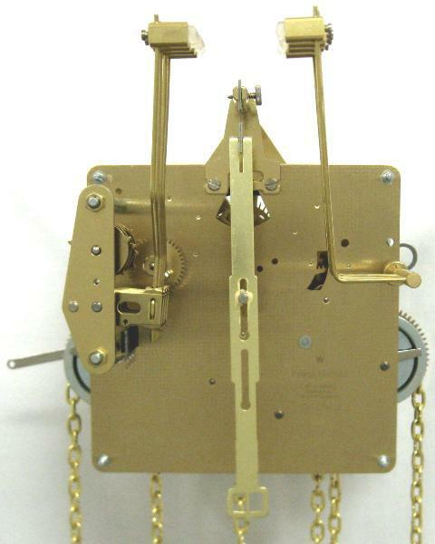 Hermle 451 053 Hs Grandfather Clock Movement New 85 Cm