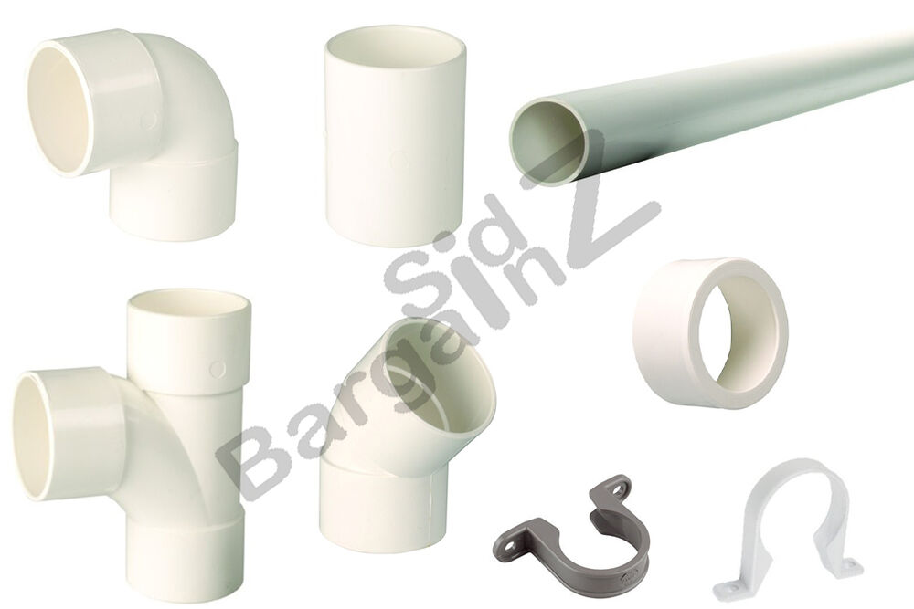 Solvent Weld Waste A WIDE RANGE Of Pipe And Fittings WHITE