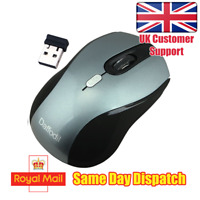 Daffodil WMS335G Wireless Mouse - 2.4GHz - 3-level adjustable DPI up to 2000 DPI