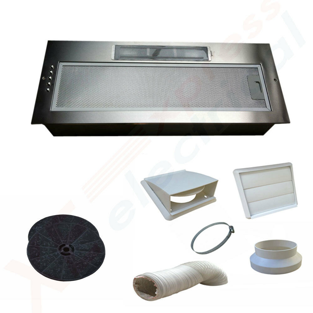 Stainless Steel 30 Kitchen Fan Oven Range Hoods Island Kitchen Exhaust Fan How It Works Parts