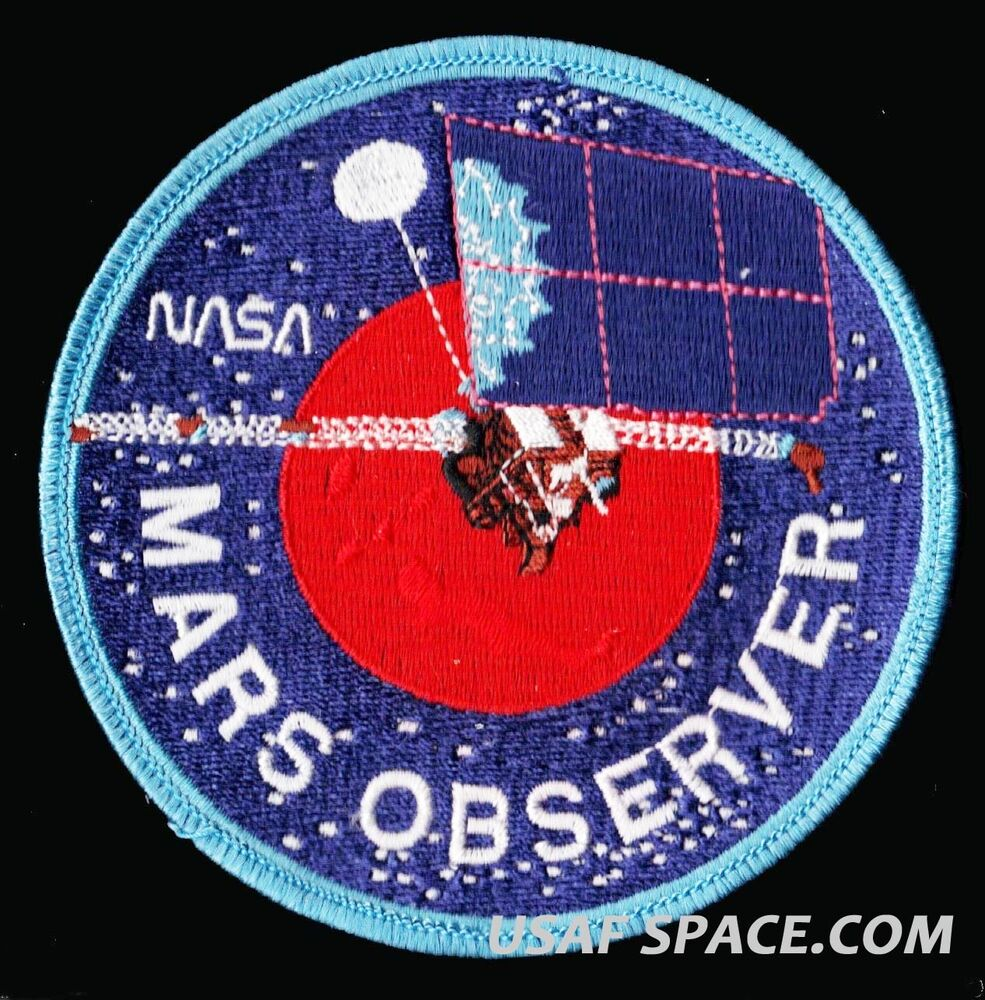 mars exploration rover mission patch - photo #16