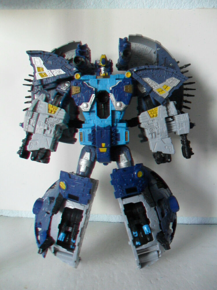 All Transformers Toys : Transformers cybertron supreme primus transformer action