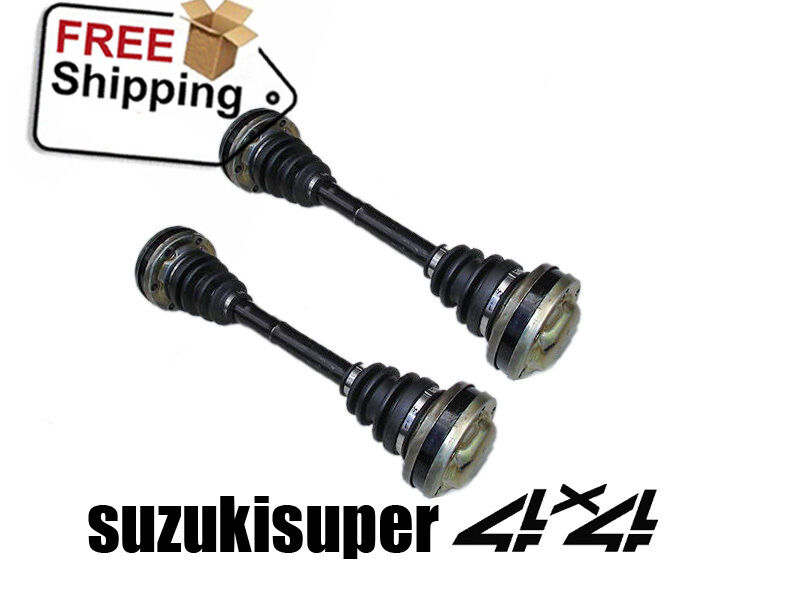 Left +Right Hand Side CV Joint Drive Shaft Axle Holden ...